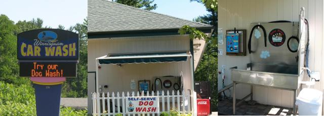 Dog wash near Laconia NH