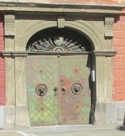 lion's head door knockers