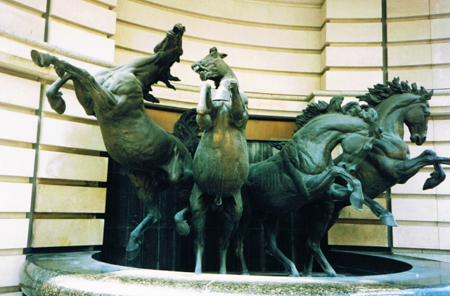 The Horses of Helios
