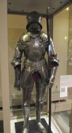 suit of armor, composite