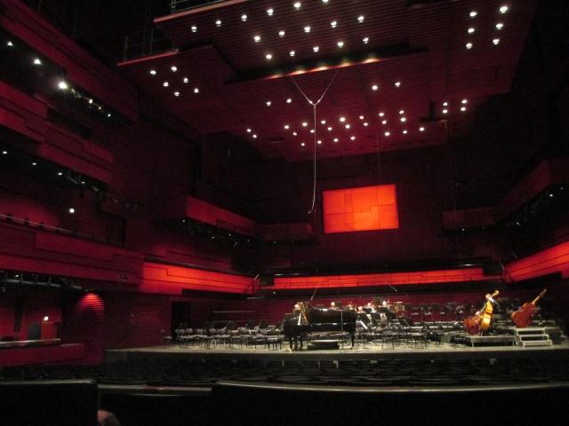 Harpa symphony hall