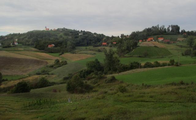 Croatia Zagorje countryside