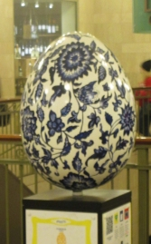 Easter egg inside Grand Central Terminal