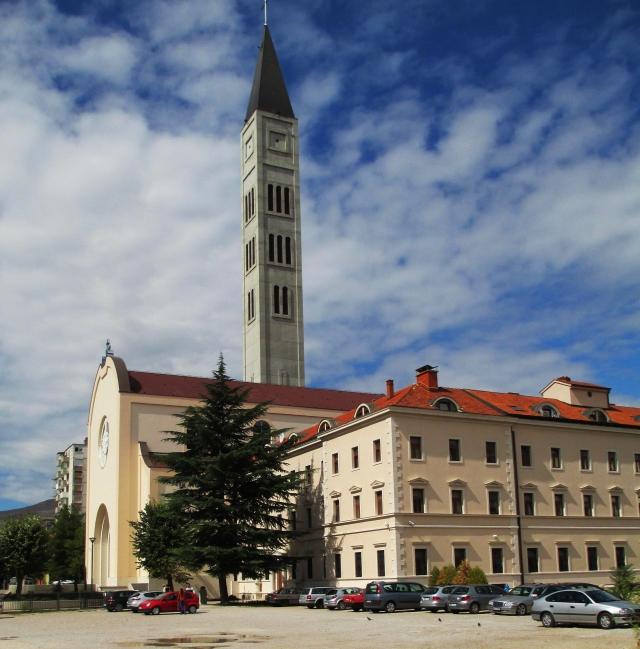 Franciscan church, Mostar