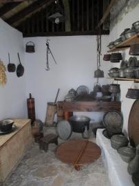 Mostar Turkish merchant's house - a fresh air pantry