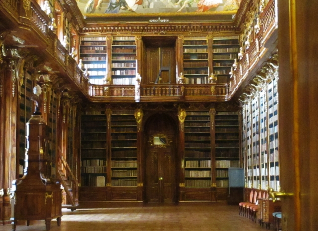 Philosophical Hall, Strahov Monastery