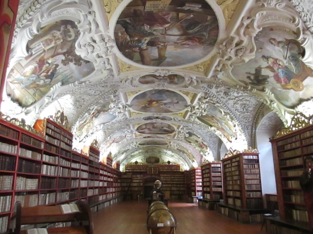 Theological Hall, Strahov Monastery