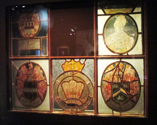 stained glass 1666